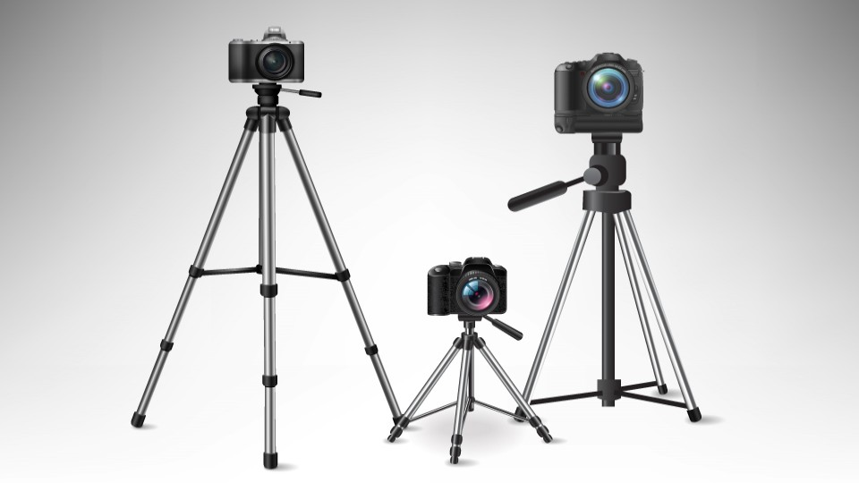 QUICK GUIDE TO TRIPODS